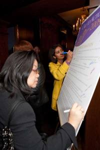 Signing the Proclamation to Pass the Elder Justice Act at Call To Action 2009